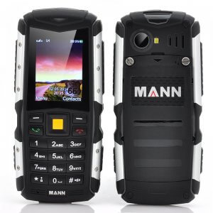 2 inch display rugged phone ip67