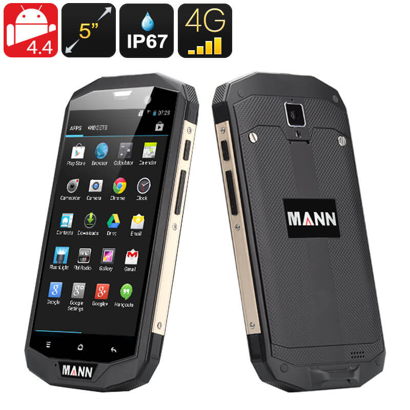 mann zug 5s 4g rugged phone