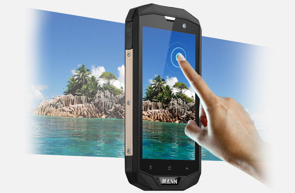 mann zug 5s 4g rugged phone