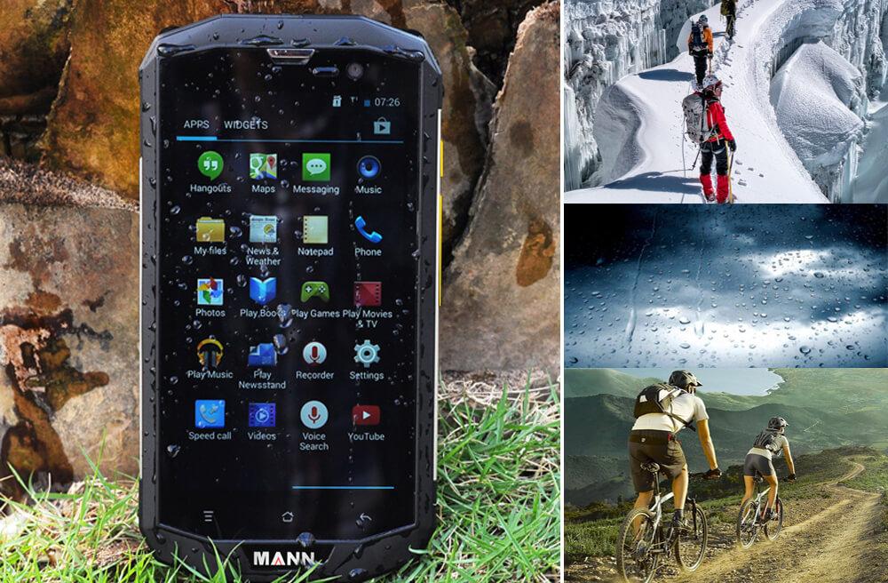 mann zug 5s 4g rugged phone ip67 msm8926 quad core cpu 5 inch