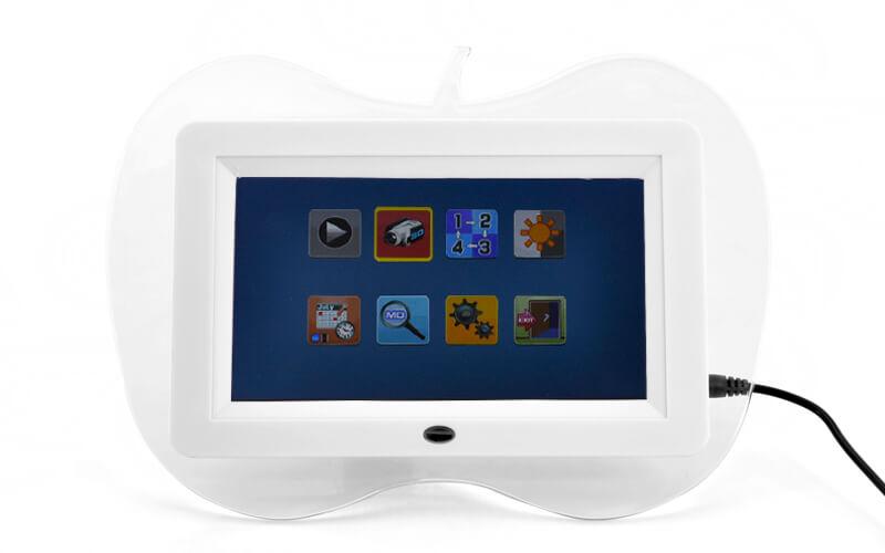7 inch 2 4ghz digital wireless baby monitor