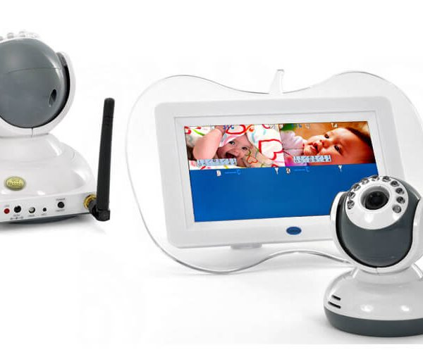 7 inch screen baby monitor