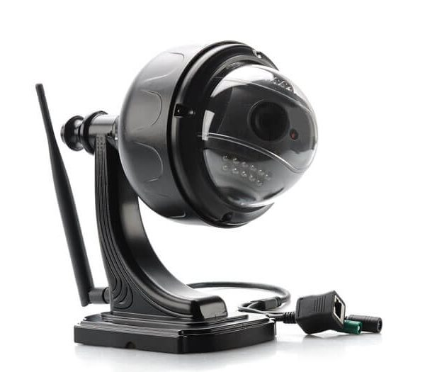 cctv outdoor security camera with 1 3mp cmos sensor 960p resolution