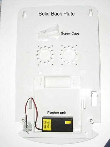 dummy alarms