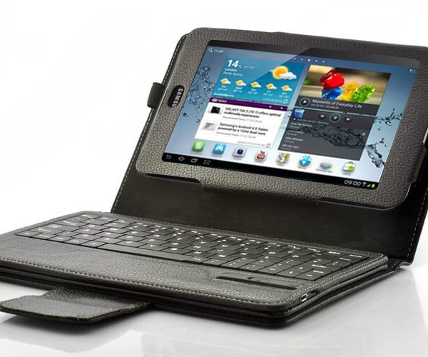 google nexus 7 bluetooth keyboard case