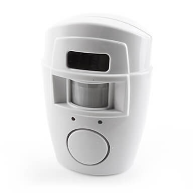 home security motion sensor alarm remote control