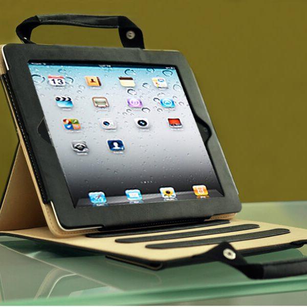 ipad briefcase 2new ipad extra pocket