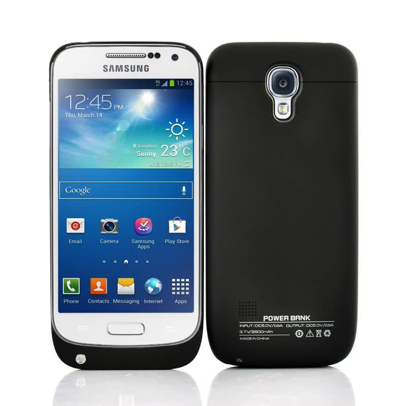 new arrivals ede3b bf83e Samsung Galaxy S4 Mini External Battery Case 2600mAh