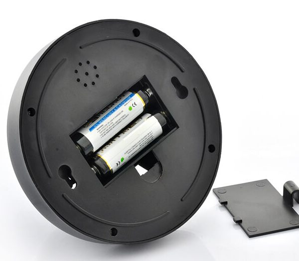 surveillance camera dummy dome camera with led