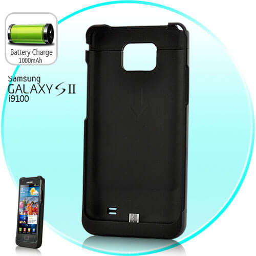 ultra thin extended battery power pack case