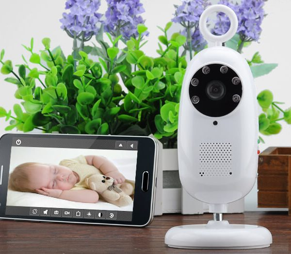 wi fi camera baby monitor 720p