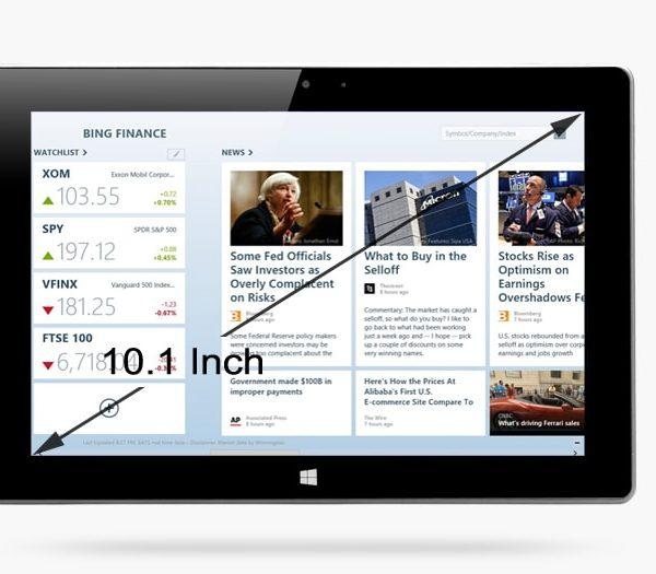 windows 8 1 pro 10 1 inch retina tablet pc