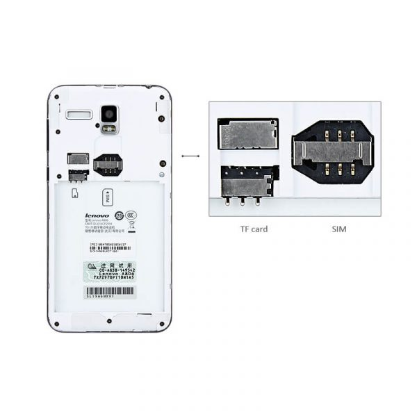 lenovo a806 smartphone octa core cpu 2gb ram