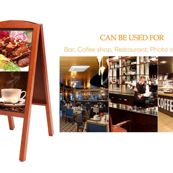 27 inch full hd multimedia display signage board