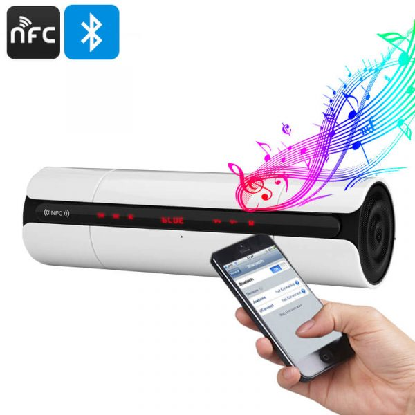 wireless bluetooth speaker built mic nfc 32gb