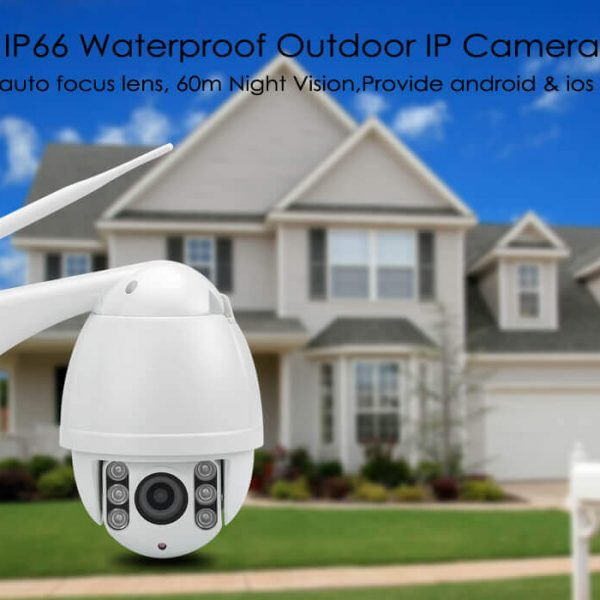 1080p hd dome camera ptz 5x optical zoom