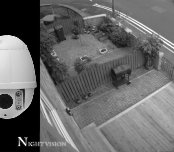 10x optical zoom outdoor ip camera 1080p 100 meter range