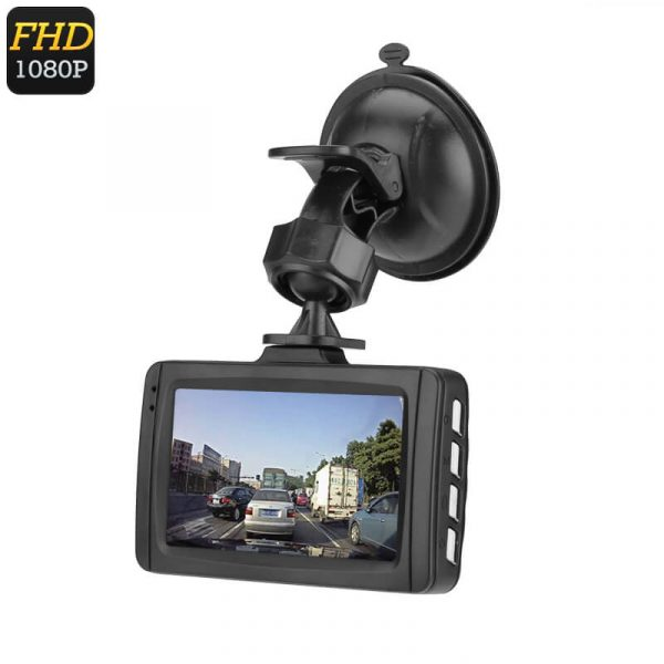 full hd car dvr camera 1080p 140 degree lens