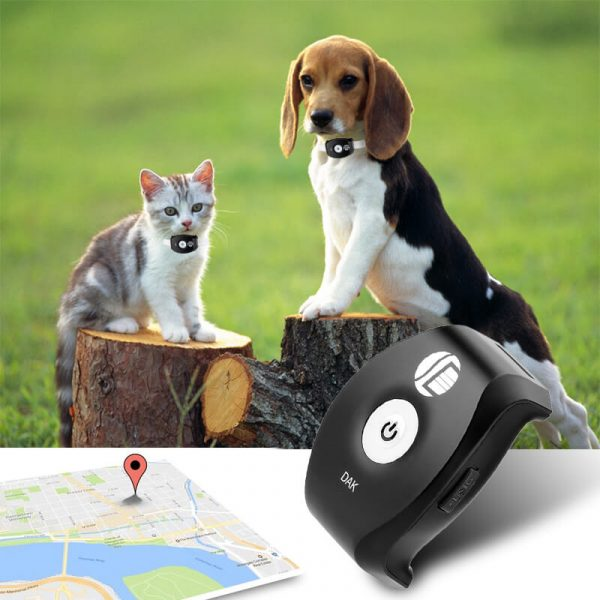 gps pet tracker 4 band gsm gprs tracking