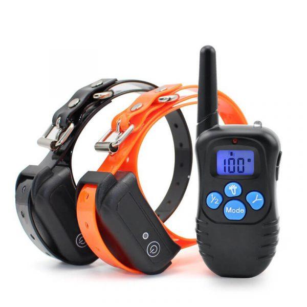 dog trainer collar adjustable