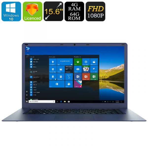 t bao tbook r8 windows laptop 15.6 inch fhd screen bluetooth 4.0 licensed windows 10 home quad core cpu 4gb ddr3l ram