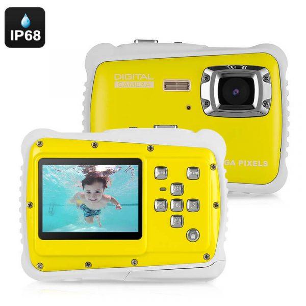 powpro kfun pp j52 underwater camera