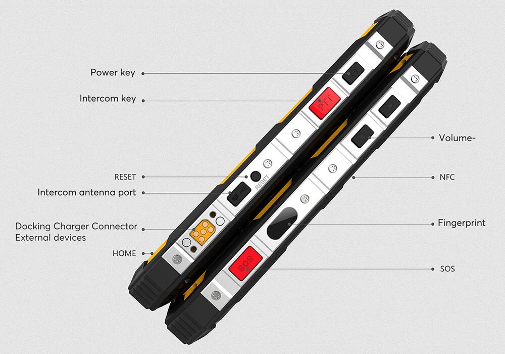 32gb rugged smartphone octa core cpu