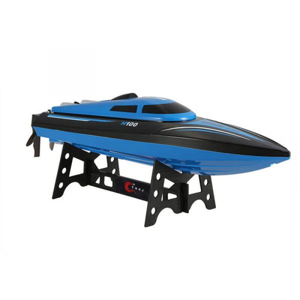 racing rc boat 30kmh 150m range self righting