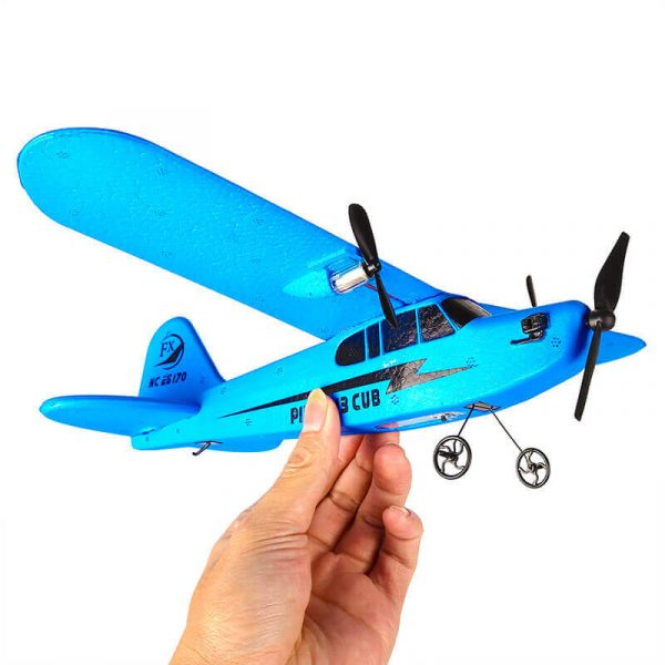 rc airplane light weight 150mah battery remote control