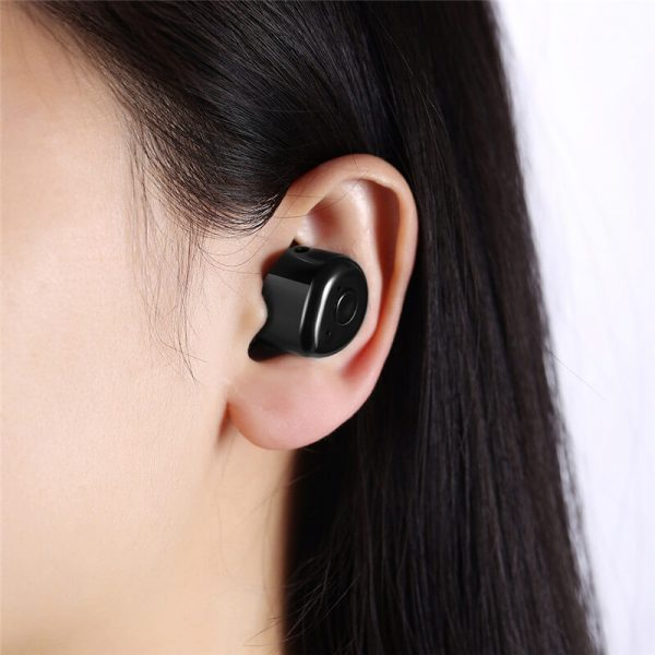 wireless bluetooth earphone built in mic tws stereo