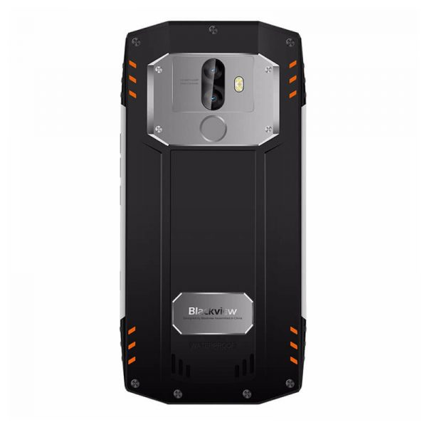 blackview bv9000 pro rugged phone 13mp cam 6gb ram octa core cpu ip68 android 7.1 4180mah silver