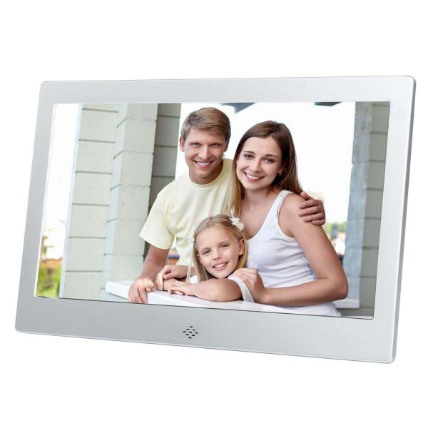 10 inch digital photo frame hd 720p