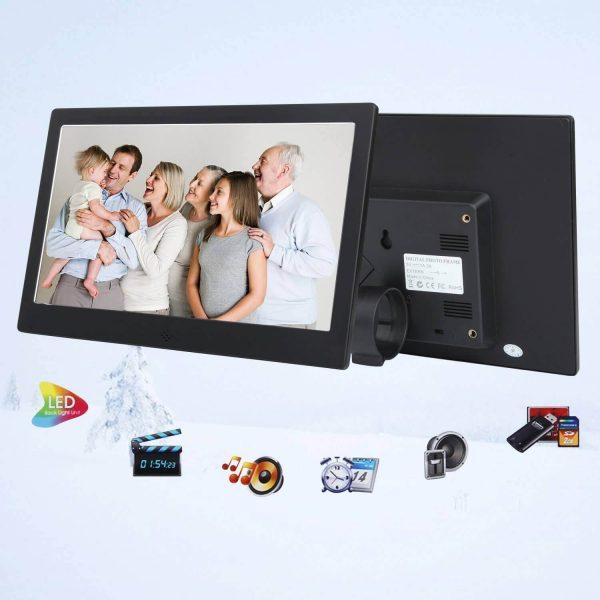 10 inch digital photo frame hd 720p