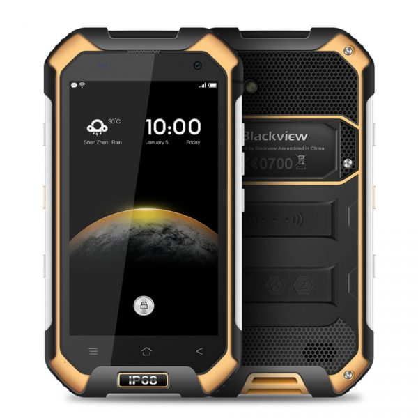 blackview bv6000s mobile phone android quad core